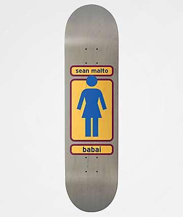 "Girl Malto 93 Til Babai 8.25"" Skateboard Deck"