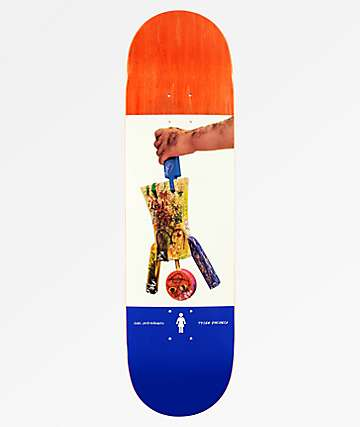 "Girl Manchild Pacheco One Off 8.5"" Skateboard Deck"