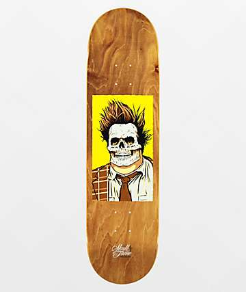 "Girl McCrank Skull Of Fame 8.38"" Skateboard Deck"