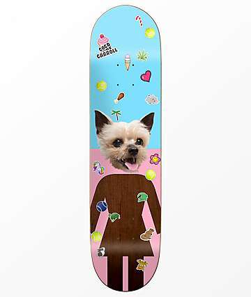 "Girl Mike Carroll Coco Love 8.375"" Skateboard Deck"