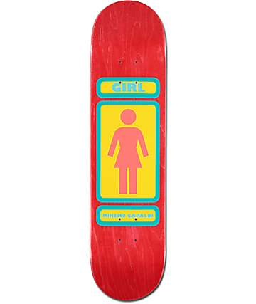 "Girl Mike Mo 93 Til 7.75"" Skateboard Deck"