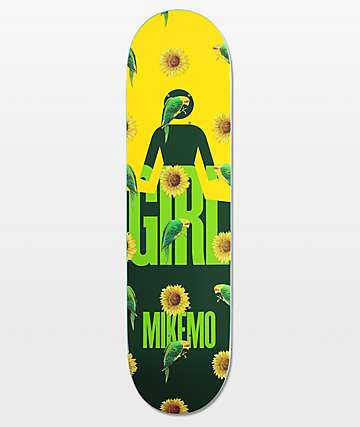 "Girl Mike Mo Sanctuary 8.125"" Skateboard Deck"