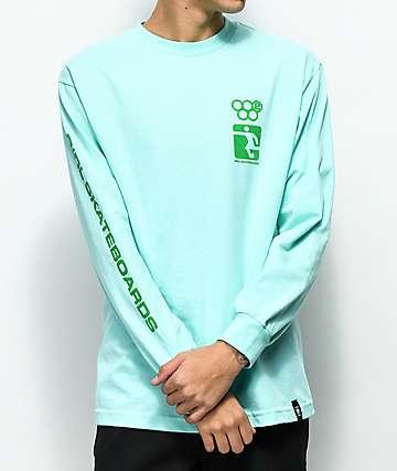 Girl Olympic Futbol Celado camiseta de manga larga