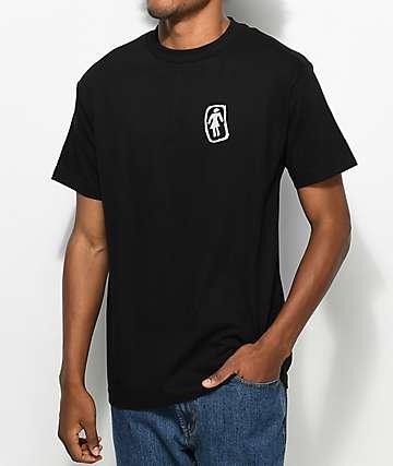 Girl Sketchy OG camiseta negra