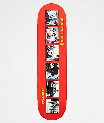"Girl x Beastie Boys Sabotage 8.0"" tabla de skate"