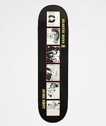 "Girl x Beastie Boys Sure Shot 8.25"" Skateboard Deck"