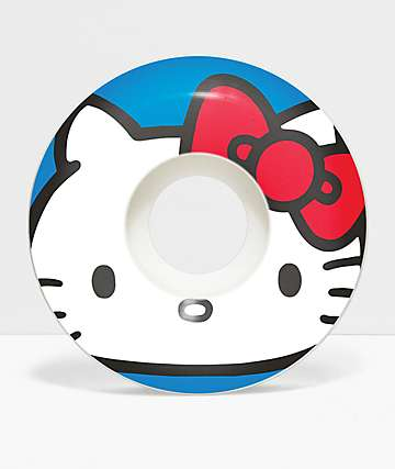 Girl x Hello Kitty 45th Anniversary 54mm Skateboard Wheels