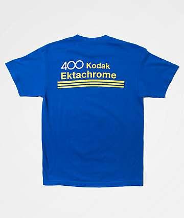 Girl x Kodak Ektachrome Blue T-Shirt