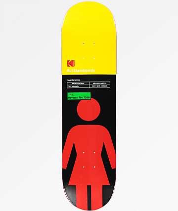 "Girl x Kodak Kennedy 8.25"" tabla de skate"