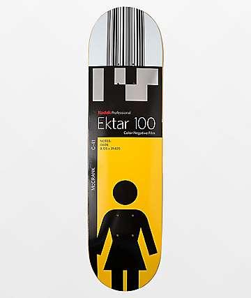 """Girl x Kodak Rick McCrank 8.125"""" Skateboard Deck"""