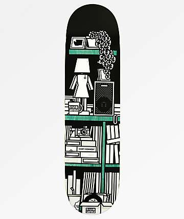 "Girl x Sub Pop Kennedy 8.375"" Skateboard Deck"