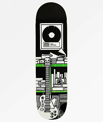 "Girl x Sub Pop McCrank 8.5"" Skateboard Deck"