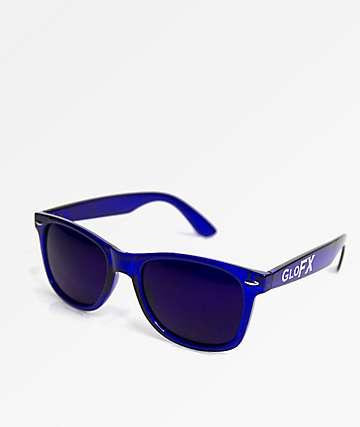 GloFX Color Therapy Indigo Sunglasses