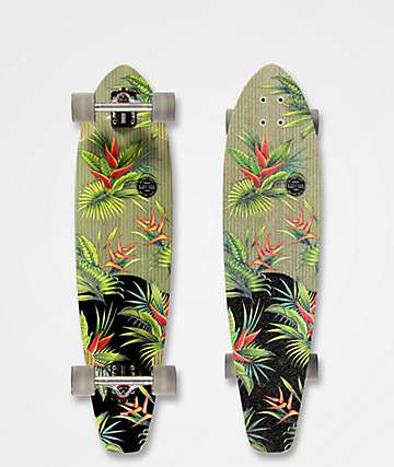 """Globe All Time V-Ply Hellaconia 35"""" Longboard Complete"""