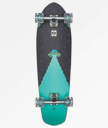 "Globe Big Blazer Aniara 32"" Cruiser Complete Skateboard"