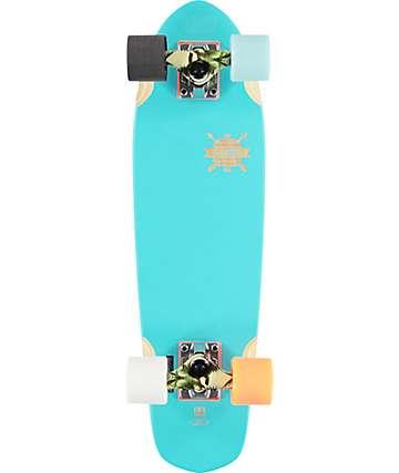 "Globe Blazer Island Blue 26""  Cruiser Complete Skateboard"