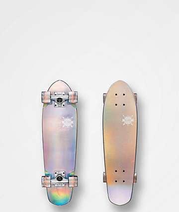 "Globe Blazer Prism Lit 26"" Cruiser Complete Skateboard"
