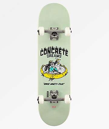 """Globe Concrete Dreams 7.6"""" Skateboard Complete"""