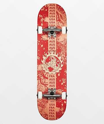 "Globe G1 Ember Fuego 8.0"" Skateboard Complete"