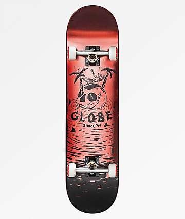 """Globe G1 Endless Delirium 8.0"""" Skateboard Complete"""
