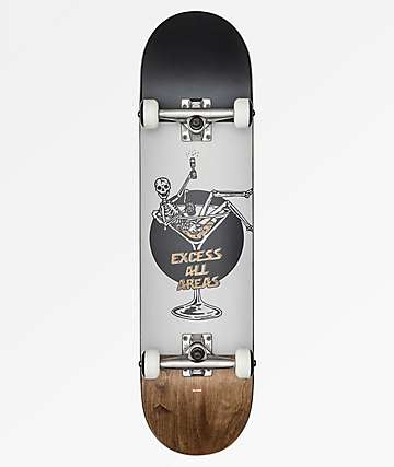 "Globe G1 Excess 8.0"" Skateboard Complete"