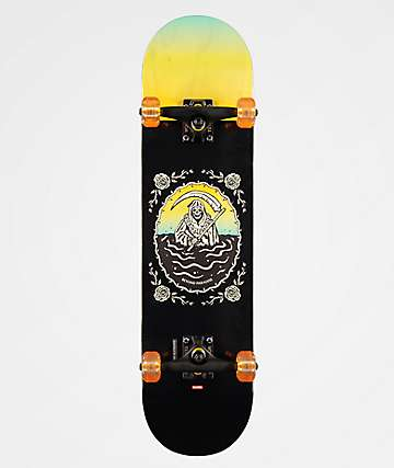 "Globe G2 From Beyond Reaper 8.0"" Skateboard Complete"