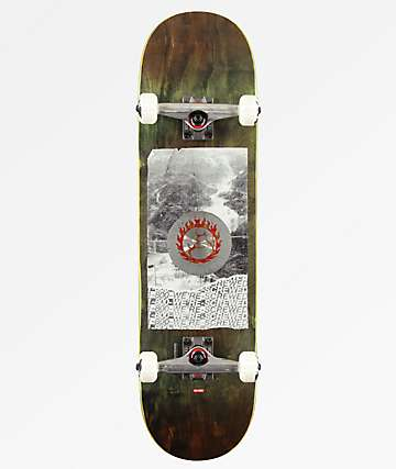"Globe G2 In Flames 8.37"" Skateboard Complete"