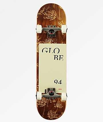 "Globe G2 Typhoon 8.0"" Skateboard Complete"