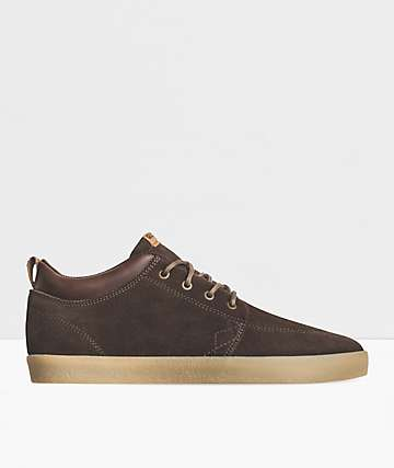 Globe GS Chukka Chocolate & Crepe Skate Shoes