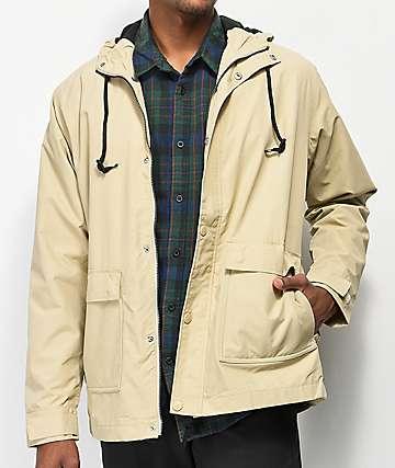 Globe Goodstock Sand Utility Jacket