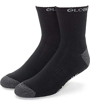 Globe Ingles calcetines en negro y gris