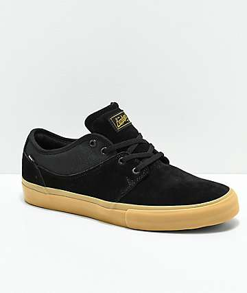Globe Mahalo Black & Gum Skate Shoes