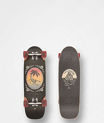 "Globe Outsider From Beyond 8.25"" Cruiser Complete Skateboard"