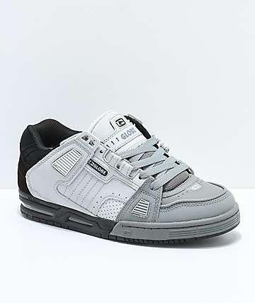 Globe Sabre zapatos de skate en negro y gris