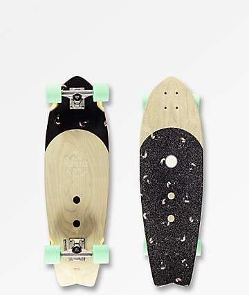 "Globe Sun City Tropicool 30"" Cruiser Complete Skateboard"
