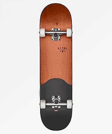 """Globe Uhhh Maze G1 Full On 7.75"""" Skateboard Complete"""