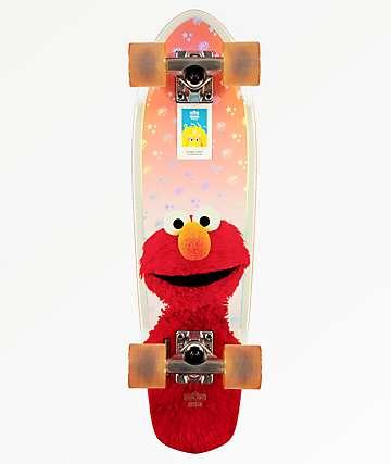 "Globe x Sesame Street Blazer Elmo 26"" cruiser completo"