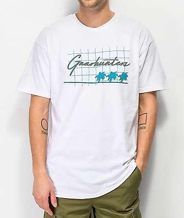 Gnarhunters California White T-Shirt