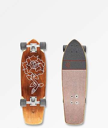 "Gold Coast The Stem 28"" Cruiser Complete Skateboard"