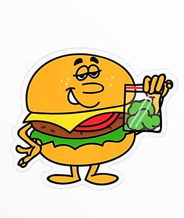Good Burger Sticker