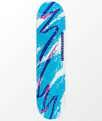 "Goodwood 1991 7.75"" Skateboard Deck"