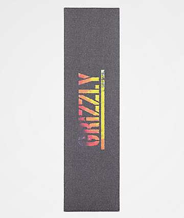 Grizzly Acid Test Tie Dye Grip Tape