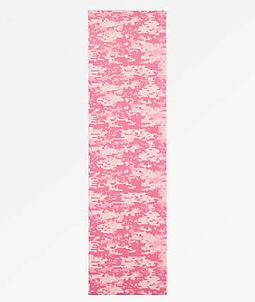 Grizzly Leticia Digital Camo Pink Grip Tape