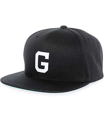 Grizzly On Field G gorra snapback en negro