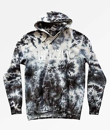 Grizzly Storm Front Tie Dye Hoodie