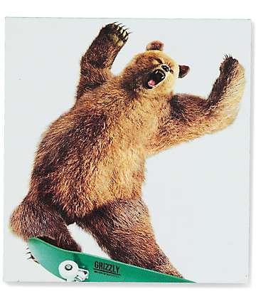 Grizzly X EBS Sticker