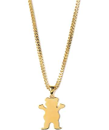 Grizzly x The Gold Gods OG Gold Necklace