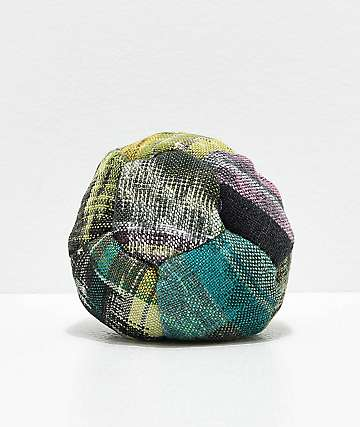 Guatamalart Multicolored Green Hacky Sack