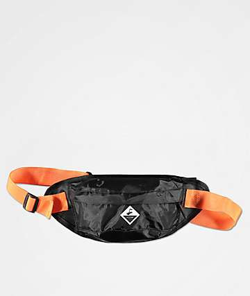 H33M Black Sling Bag