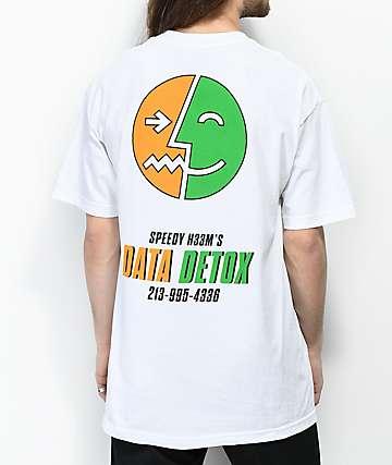 H33M Detox Safety camiseta blanca